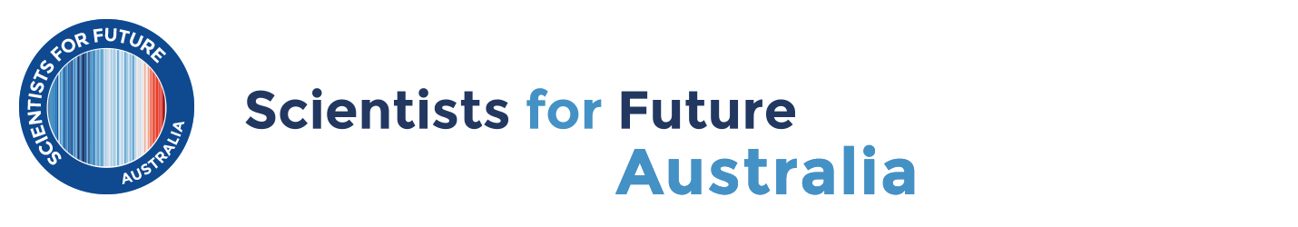Scientists for Future Australia